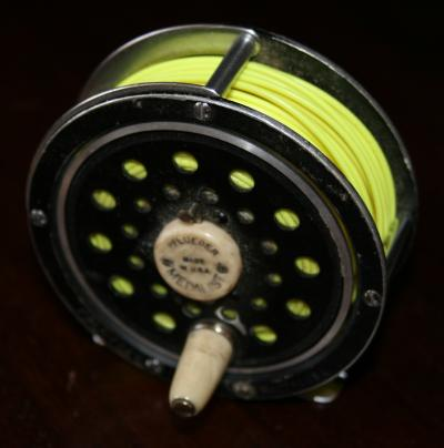 Orvis Magnalite Multiplier Reel