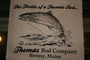 Thomas Rod Co T-Shirt Back